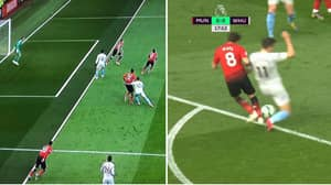 Everyone Is Calling Man United Lucky After Two Shocking Decisions At Old Trafford