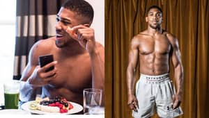 Heavyweight Champion Anthony Joshua Reveals His 5,000 Calories Per Day Diet