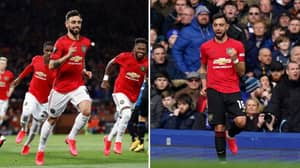 What Bruno Fernandes Did On His First Day At Manchester United Shows His Elite Mentality