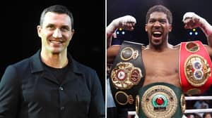 Wladimir Klitschko Explains Why Anthony Joshua Will Unify Heavyweight Division Ahead Of Fury Or Wilder