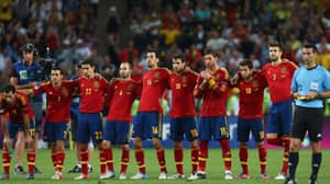 Spain Have Selected Their Penalty Takers Ahead Of Last 16 Clash With Russia
