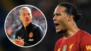 Virgil Van Dijk Told He's On A Different Level To Nemanja Vidic