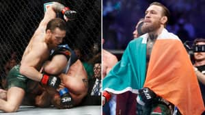 UFC Rankings Updated Following Conor McGregor's Victory Over Donald Cerrone