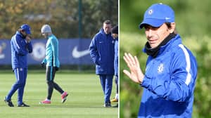 Chelsea Player Caught Yawning During Antonio Conte Meeting And His Future Is In Doubt