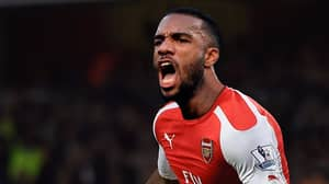Alexandre Lacazette Reacts To Fan Who Lost Tattoo Bet
