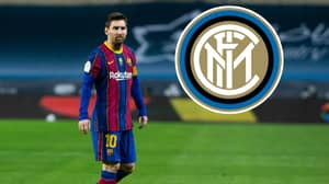 Inter Milan Tried To Sign Lionel Messi For More Than Quadruple The World Record Transfer Fee