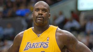 Shaquille O'Neal Seen On Police Camera Stopping To Help Stranded Driver
