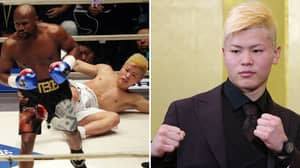 Tenshin Nasukawa Reveals His True Feelings After Humiliating Loss To Floyd Mayweather