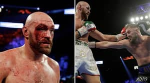 Tyson Fury Shows His Class With Tribute to Otto Wallin's Late Father Who Died After A Heart Attack