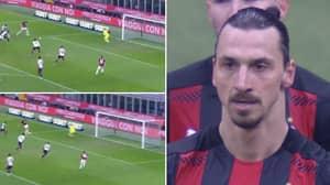 Zlatan Ibrahimovic Scores His 500th Career Club Goal