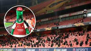 Arsenal Fans Make Long-Awaited Return To Emirates Stadium For Europa League Clash