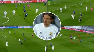 Luka Modric Compilation Vs Atalanta Shows His 'Masterclass' Midfield Performance For Real Madrid
