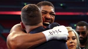 Anthony Joshua Earned A Shed Load From His Win Over Klitschko