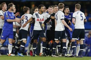 Spurs Player Reveals How Team Cried After Chelsea Game Last Season