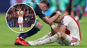 What Dusan Tadic Did After The Champions League Semi-Final Defeat To Spurs Is Heartbreaking