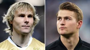 Matthijs De Ligt 'Approaches And, Indeed Even Surpasses, Pavel Nedved,' Says Mino Raiola