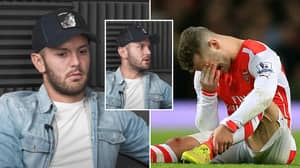 Jack Wilshere Admits He's Considering Retiring From Football Aged 29 In Emotional, Tell-All Interview