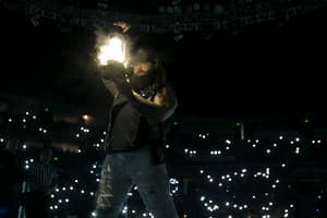 WWE Superstar Bray Wyatt Gunning For Royal Rumble Glory