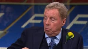 Harry Redknapp Didn't Agree With A Striker Asking For A Goal Bonus