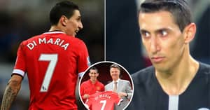 Angel Di Maria Told Friends How Much He Hated Playing For Manchester United