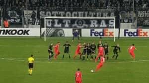 WATCH: Fiorentina's Federico Bernardeschi Score Stunning Free-Kick
