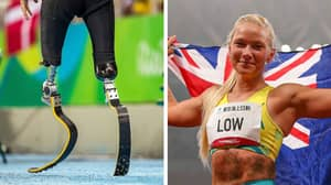 Aussie Paralympian Vanessa Low Shatters THREE World Records In Just One Hour
