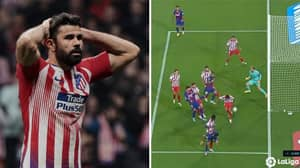 Diego Costa Scores An Own Goal And Misses Penalty In Crazy Few Minutes
