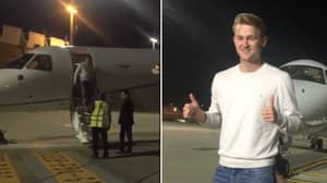 Matthijs de Ligt Arrives In Turin Ahead Of His Transfer To Juventus