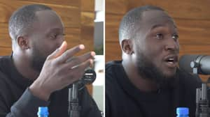 Romelu Lukaku Has Picked Up Strong American Accent Since Leaving Manchester United