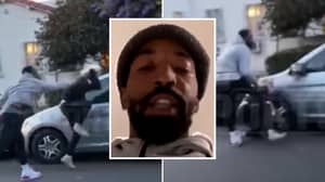NBA Star J.R. Smith Assaults Man Alleged To Have Vandalised His Truck, Smith Responds