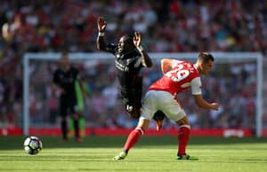 Granit Xhaka Sets Unwanted Premier League Record On Arsenal Debut