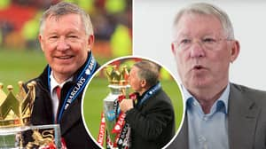 Sir Alex Ferguson Reveals He Regrets Not Signing 'Unbelievable' England Cult Hero For Man United