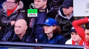Meet The Adrien Rabiot Lookalike Who Trolled Liverpool Fans After Being Spotted In Crowd At Anfield