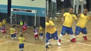 Argentina Host The First-Ever 'Dwarf Copa America' Tournament
