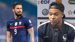 Kylian Mbappe Accused Of 'Massively Overblowing' Olivier Giroud Feud With Explosive Press Conference