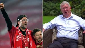 Jurgen Klopp Explains How He Woke Sir Alex Ferguson At 3:30 AM