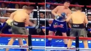 Remembering When GGG Walked Through A 'Canelo' Bomb