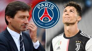 PSG Sporting Director Leonardo Responds To Cristiano Ronaldo Rumours Amid Uncertainty Over Juventus Future