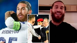Sergio Ramos Wants Real Madrid To Make Two 'Mega-Signings' This Summer
