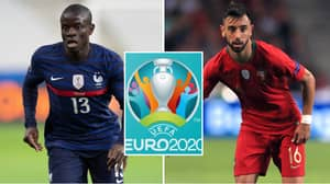 UEFA Release Comprehensive Guide On How To Pronounce Euro 2020 Players' Names Correctly