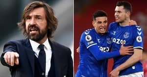 Everton 'In Talks' With Andrea Pirlo To Replace Carlo Ancelotti As Manager