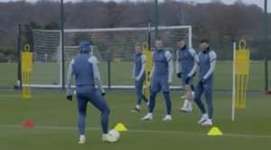 Gareth Bale Mocks Son Heung-Min By Appearing To Shout 'Karius' During Tottenham Training