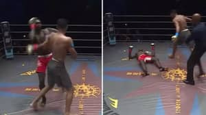 Israel Adesanya Has Only Been Knocked Out Once In His Career