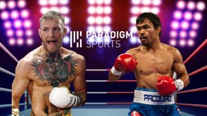 Conor McGregor Says Fight With Manny Pacquiao Will Happen This Year