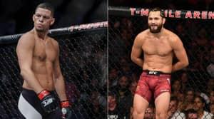Nate Diaz Vs Jorge Masvidal Is Still Confirmed For UFC 244, Says UFC President Dana White