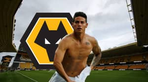 Wolves Reportedly Lining Up £71 Million Move For James Rodriguez