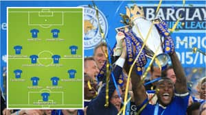 The Cost Of Leicester's Starting XI When They Won 15/16 Title Was Just £28.8 Million
