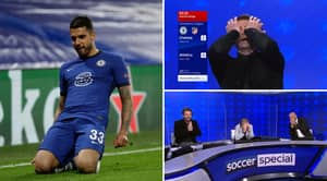 Fan Agonisingly Loses Out On £250,000 Jackpot Due To Chelsea's 94th-Minute Goal