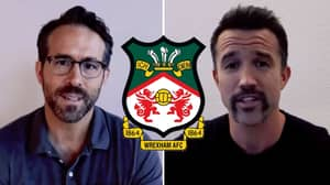 Ryan Reynolds And Rob McElhenney Confirm Takeover Of Wrexham