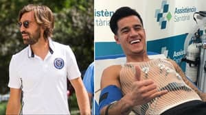 Andrea Pirlo Just Summed Up Philippe Coutinho's Transfer To Barcelona And It's Perfect